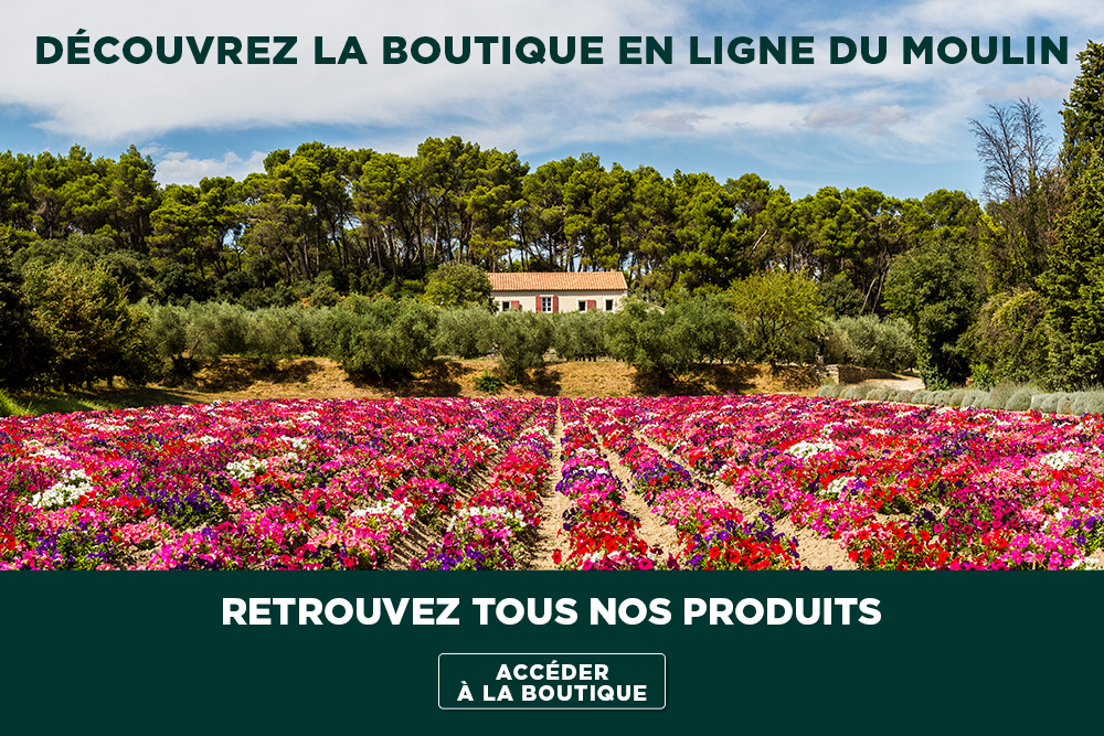 Boutique en ligne Moulin du Calanquet