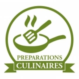 Culinary preparations