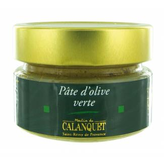 Pâte d'olive verte