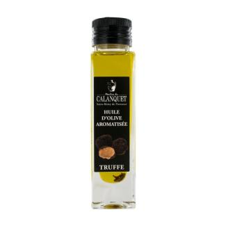 Huiles d'olive aromatisées
