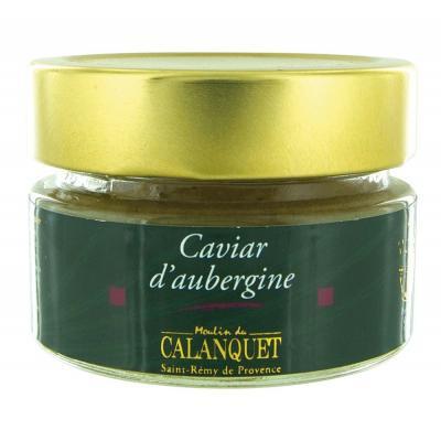 Caviar d'aubergine