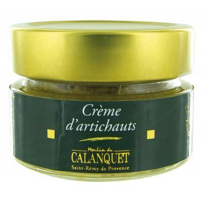 Crème d'artichauts